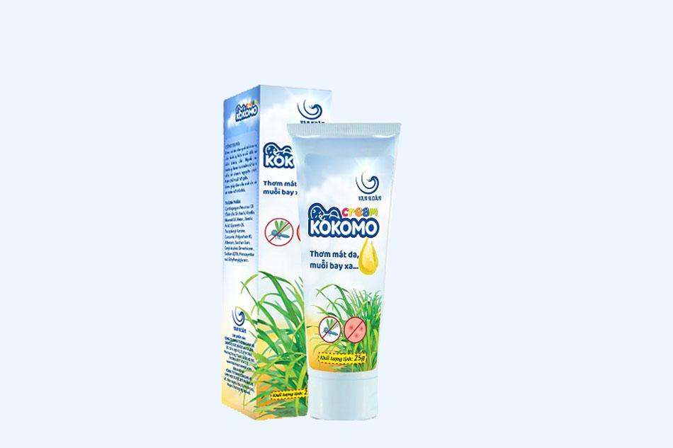 Thuốc bôi chống muỗi Kokomo